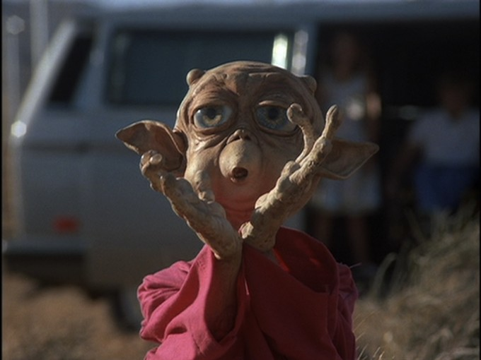 THE BENEFIT OF HINDSIGHT: MAC AND ME • Separate Screens