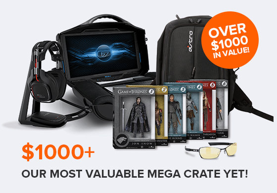 April 2014 Mega Crate